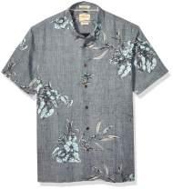 Quiksilver Men's Loninum Button Down Shirt