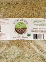 FLAVOR SEED - Anything With Wings Organic Poultry Rub, Dust and Seasoning Keto, Paleo, Whole 30, Non-GMO, Gluten Free Great for Chicken, Turkey, Quail, Chicken Wings, Seafood, Vegetables, and Eggs