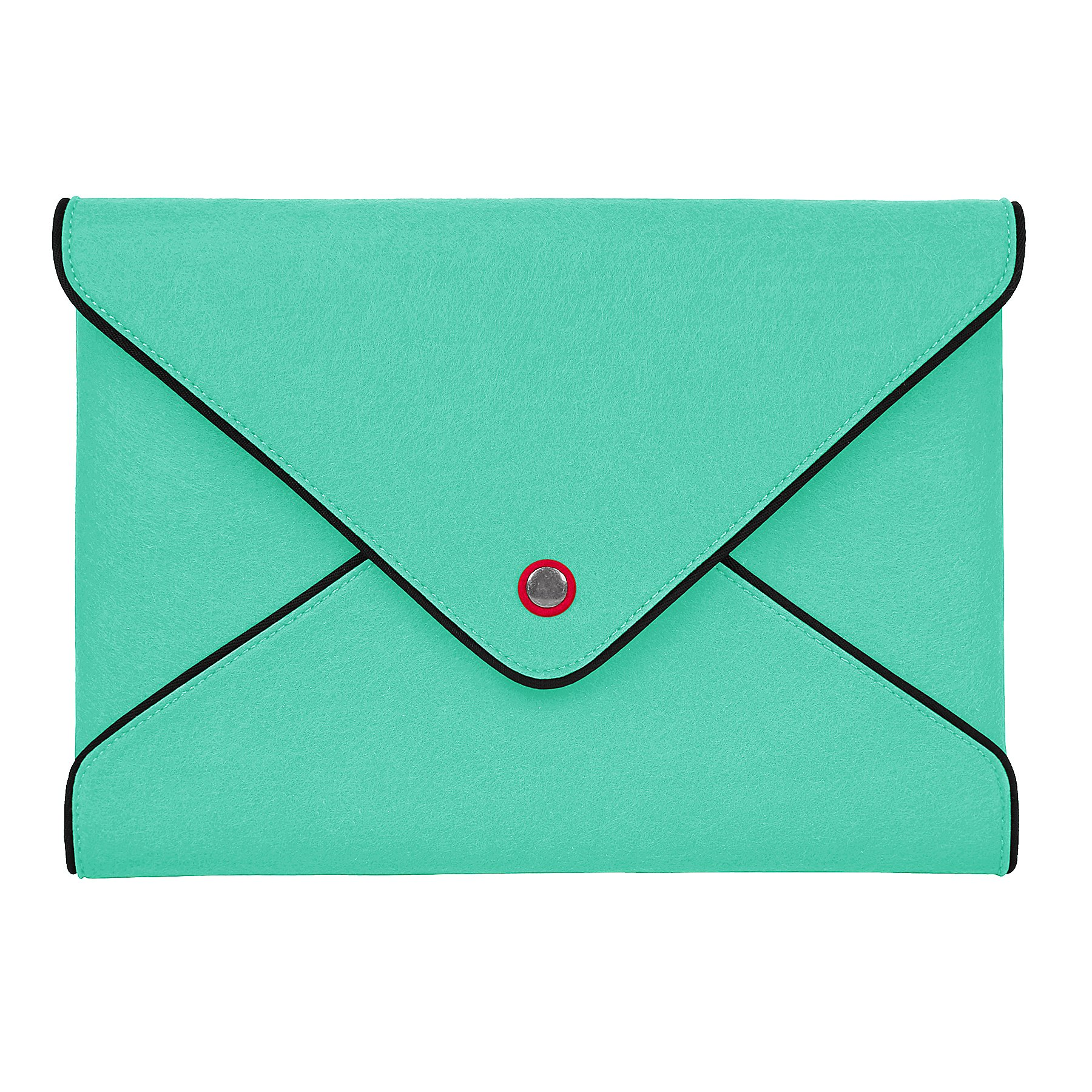 TOPHOME 13-13.3 Inch Laptop Sleeve Case Business Office Bag Ultrabook Sleeve Compatible for MacBook Air 13 Mac pro 13 iPad pro/Tablet/Laptop Blue