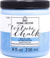 FolkArt Texture Chalk Finish Paint, 8 oz, Key Largo