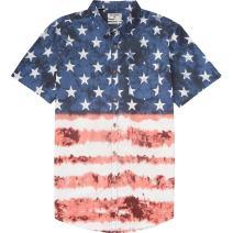 Billabong Men's Traveller Short Sleeve Shirt