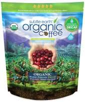 2LB Subtle Earth Organic Swiss Water Process Honduran Marcala Gourmet Coffee Decaffeinated - Medium-Dark Roast - Whole Bean Coffee - 2 Pound ( 2 lb ) Bag