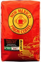 New Mexico Piñon Coffee Naturally Flavored Coffee (Mexican Spiced Chocolate Whole Bean Decaf, 2 pound)