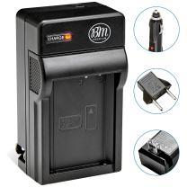 BM Premium LP-E10 Battery Charger for Canon EOS Rebel T3, T5, T6, T7, Kiss X50, Kiss X70, EOS 1100D, EOS 1200D, EOS 1300D, EOS 2000D Digital Camera