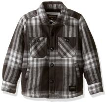 Quiksilver Baby Game Play Ls Boy Woven Top