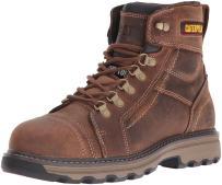 """Caterpillar Men's Granger 6"""" Steel Toe Industrial and Construction Shoe"""