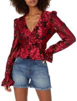 House of Harlow 1960 Women's Solana Blouse