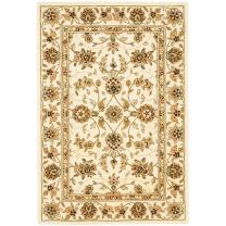 Safavieh Traditions Collection TD602A Handmade Ivory Wool Area Rug (4' x 6')