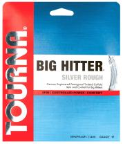 Tourna Big Hitter Silver Rough Spin String