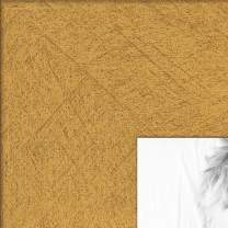 ArtToFrames 8x26 inch Classic Gold Picture Frame, 2WOM0066-76808-YGLD-8x26
