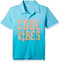The Children's Place Boys' Graphic Print Polo Shirt