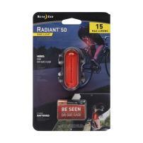 Nite Ize Radiant 50 Bike Light, 50 Lumen Bike Visibility Light