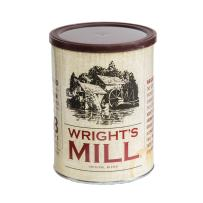 Red Diamond Wright's Mill Original Blend Ground Coffee, 11 Ounce Can