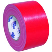"""Tape Logic TLT988100R3PK Red Duct Tape, 10 mil, 3"""" x 60 yd. (Pack of 3)"""