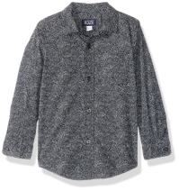 The Children's Place Baby Boys' Long Sleeve Woven Button Down
