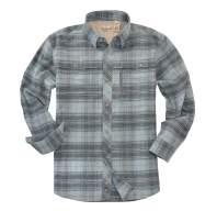 Backpacker Men's Albacore Stretch Flannel Shirt