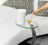 Arad Transparent Acrylic Ice Tongs