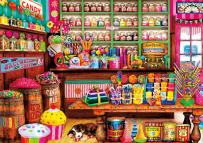 Buffalo Games - Aimee Stewart - Sweet Shop - 300 Large Piece Jigsaw Puzzle