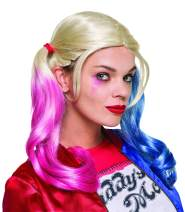 Rubie's Women's Suicide Squad Harley Quinn Wig