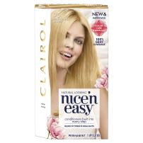 Clairol Nice'n Easy Permanent Hair Color, 9G Light Golden Blonde, Pack of 1