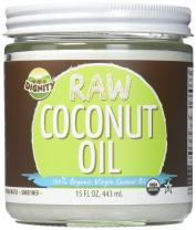 Dignity Coconuts Oil Coconut Raw Virgin Organic, 15 oz
