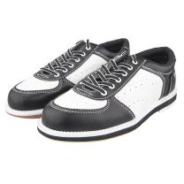 RAHATA Men's Classic Right-Handed Breathable Bowling Shoes with Wearproof Sliding Sole