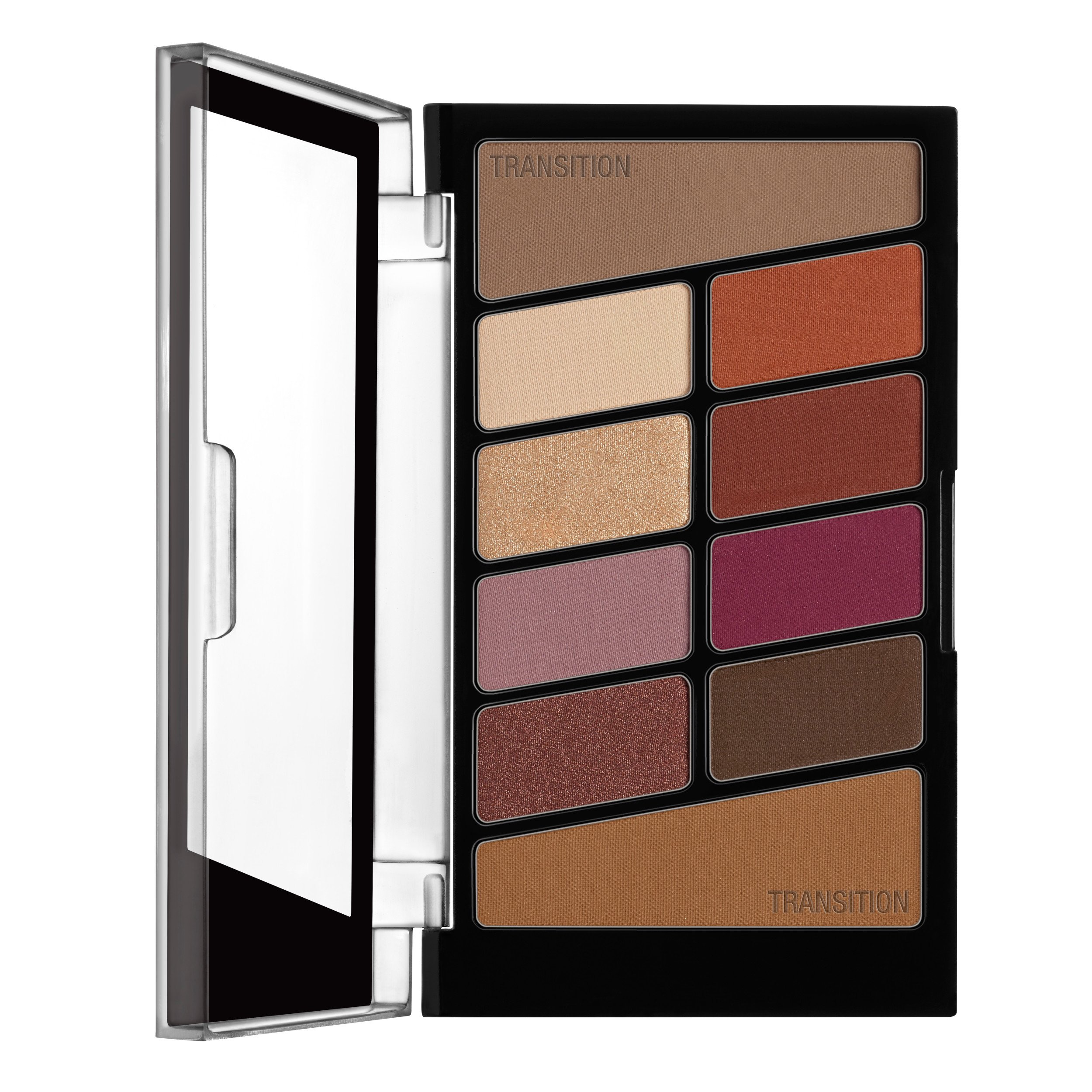 wet n wild Color Icon Eyeshadow 10 Pan Palette, Rose in the Air