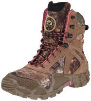 """Irish Setter Women's 2862 Vaprtrek 8"""" Uninsulated Waterproof Hunting Boot, Real Tree Camo, 7.5 M US"""
