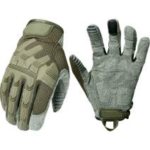 YOSUNPING Tactical Gloves Touchscreen for Riding Motorcycle Hunting Cycling