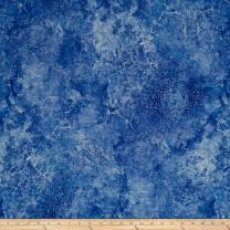 Northcott Blue Jay Stonehenge Gradations Basics Blender Fabric by The Yard