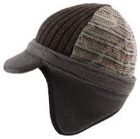 Icebox Knitting Xob Xob Brim Upcycled Wool Sweaters Winter Hat
