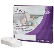 RemZzzs Nasal Pillow Cpap Mask Liners (7A-NPK) - Reduce Noisy Air Leaks and Painful Blisters - Cpap Supplies and Accessories - Compatible with ResMed Respironics and Fisher Paykel