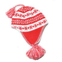 SnowStoppers Winter Sherpa Knit Hat for Kids