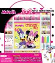 Bendon Sticker Box with Handle, Minnie