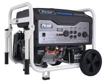 Pulsar PG10000 10,000W Peak 8000W Rated Portable Gas-Powered Generator with Electric Start