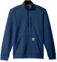 Carhartt Men's Force Extremes Mock-Neck Half-Zip Sweatshirt (Regular and Big & Tall Sizes)