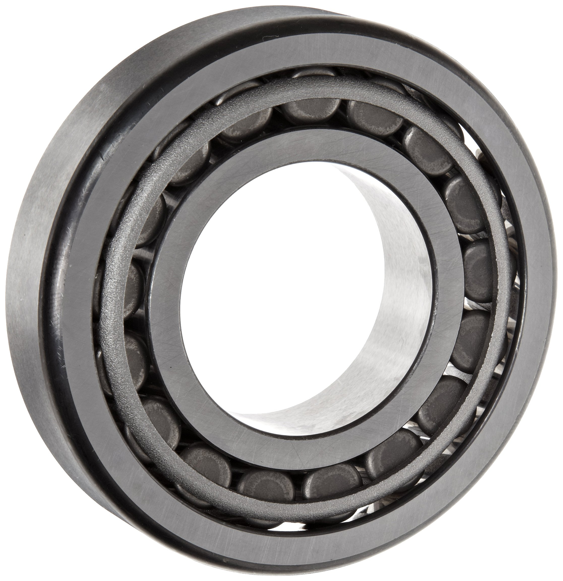 FAG 33020 Tapered Roller Bearing Cone and Cup Set, Standard Tolerance, Metric, 100 mm ID, 150mm OD, 39mm Width, 4500rpm Maximum Rotational Speed