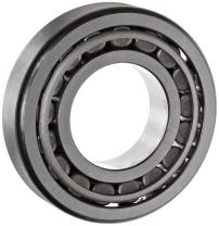 FAG 33207 Tapered Roller Bearing Cone and Cup Set, Standard Tolerance, Metric, 35 mm ID, 72mm OD, 28mm Width, 10000rpm Maximum Rotational Speed