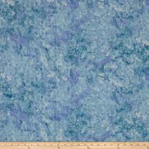 Northcott 0570791 Stonehenge Gradations Basics Blender Sea Glass Blue Fabric by The Yard