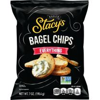 Stacy's Everything Flavored Bagel Chips, 7 Ounce Bag