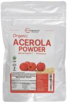 Pure USDA Organic Acerola Cherry Powder, Natural and Organic Vitamin C Powder (Immune Vitamin) for Immune System Booster, 8 Ounce, No GMOs and Vegan Friendly, 2 Pack