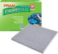 FRAM CF11776 Fresh Breeze Cabin Air Filter with Arm & Hammer