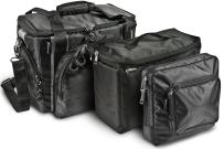 AutoExec BusinessCase-09 Black/Grey Business Case with One Cooler Bag and One Tablet Case