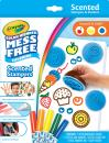 Crayola Color Wonder Scented Stampers for Kids, No Mess Markers, Gift