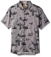 Quiksilver Men's Finding Waves Button Down Shirt