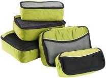 Bago Packing Cubes for Travel - Luggage & Suitcase Organizer - Cube Set