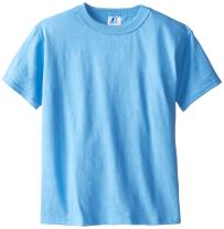 Russell Athletic Big Boys' Basic Cotton Blend T-Shirt