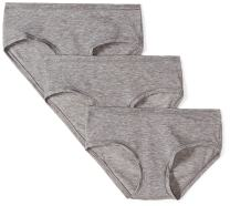Amazon Brand - Mae Women's Airy Hipster, 3-Pack