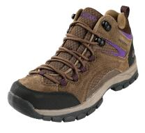 Northside Womens Pioneer Mid Leather Waterproof Hiking Shoe
