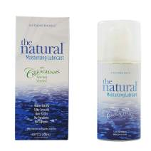 The Natural, Carrageenan Water-Based Lube, Personal Lubricant with Vitamin E and Aloe Vera - 3.4 fl oz - DreamBrands